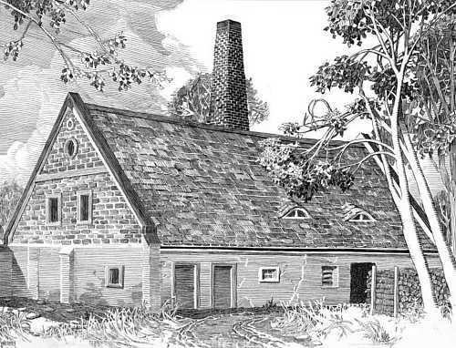 First Beet-Sugar Factory