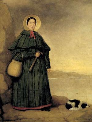 Mary Anning Portrait