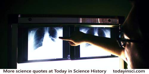 Doctor pointing to X-ray. Photo by Jack Moreh from stockvault