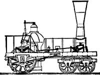 Baldwin Engine 1834