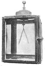 An Electroscope charged