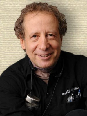 Photo of Howard Bloom, upper body, facing forward