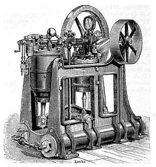 Brayton Engine