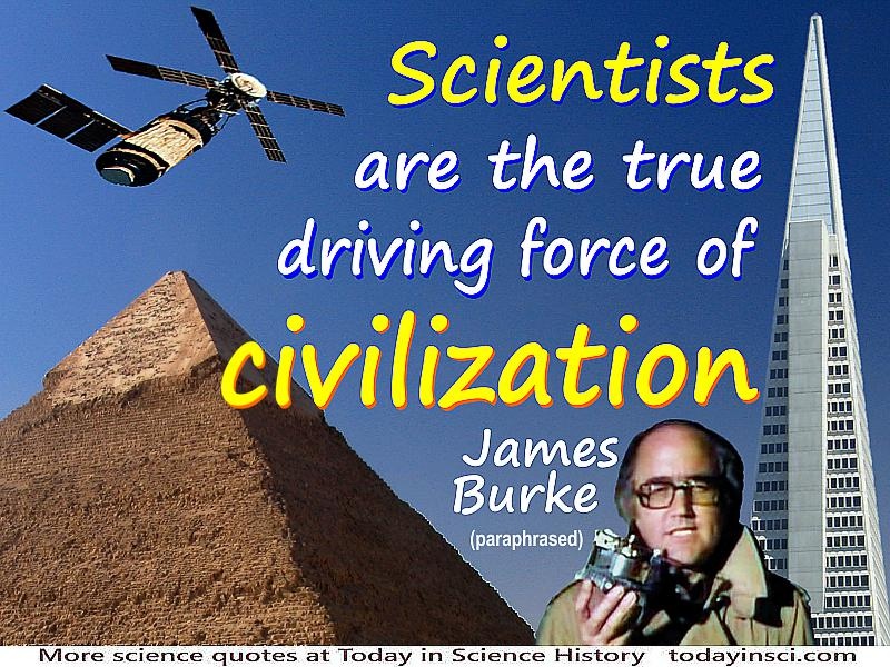 Science in the Service of Mankind Essay Quotations