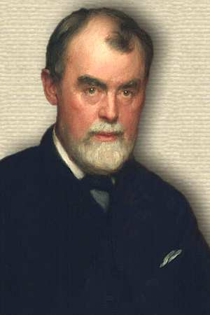 Portrait of Samuel Butler, head and shoulders