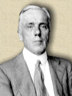 Photo of Reginald Daly - upper body