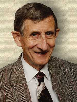 Freeman Dyson - head and shoulders