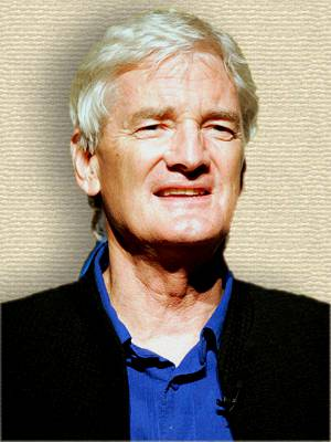 James Dyson - head and shoulders