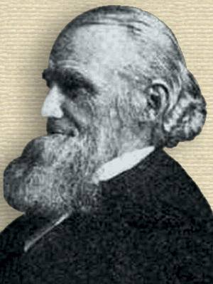Photo of Dr. Ephraim Epstein, head and shoulders, facing left