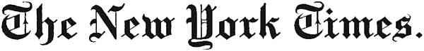 New York Times Logo 1912
