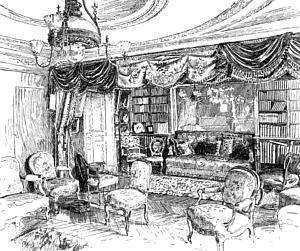 The Drawing-Room in M. Flammarion's Paris Home