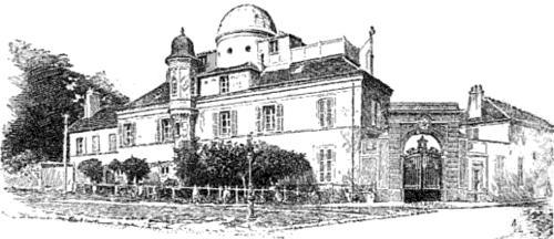Flammarion's Observatory at Juvisy