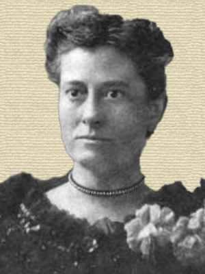 Williamina Paton Fleming