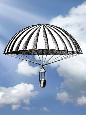 Garnerin's Parachute