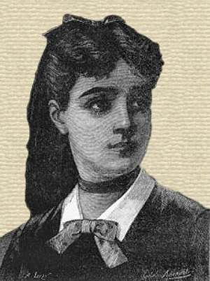 Sophie Germain at age 14 - head and shoulders