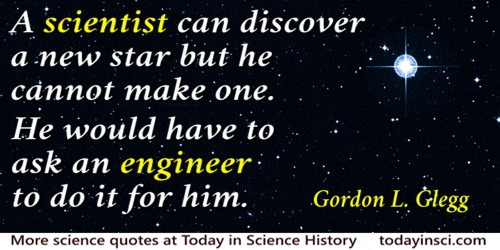 Engineering Quotes 176 Quotes On Engineering Science