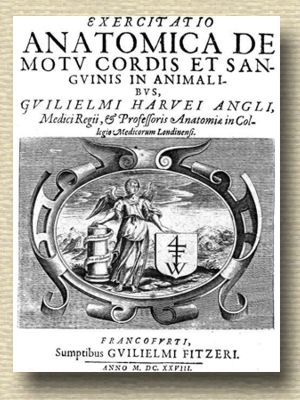 "Book title page with decorative engraving that includes a small ribbon with the Latin motto ""Ora et labora"" (""Pray and work"")"