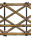 Thumbnail - Howe truss patent