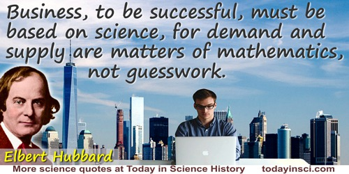Supply And Demand Quotes 4 Quotes On Supply And Demand Science