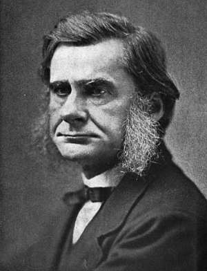 Thomas Henry Huxley - head and shoulders