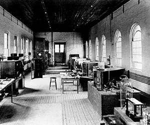Galvanometer Room