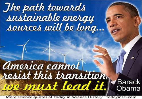 Long essay on wind energy