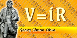 Georg Simon Ohm quote: The force of the current in a galvanic circuit is directly as the sum of all the tensions, and inversely