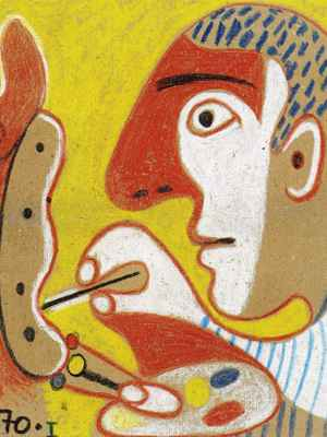 Detail, Picasso's