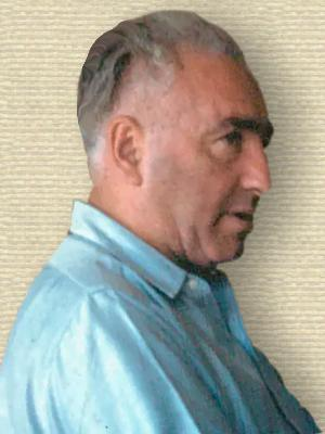 Photo of Wilhelm Reich, grey-haired, head and shoulders facing right.