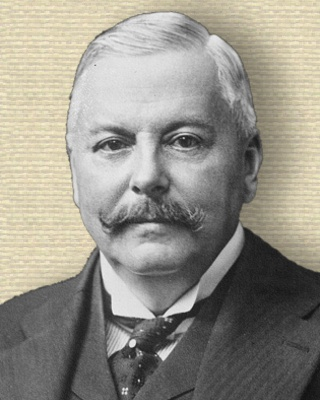 Photo of Arthur Shipley, head and shoulders, facing front
