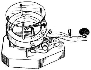 Diagram of Christopher Sholes' prototype for his typewriter