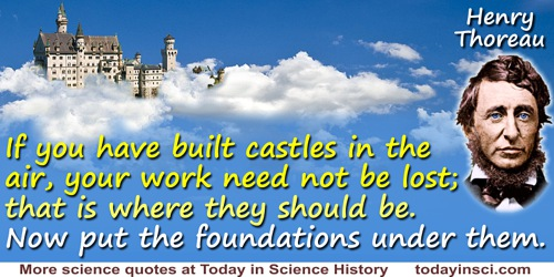 Castle In The Air Quotes 3 Quotes On Castle In The Air Science