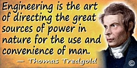 Thomas Tredgold quote