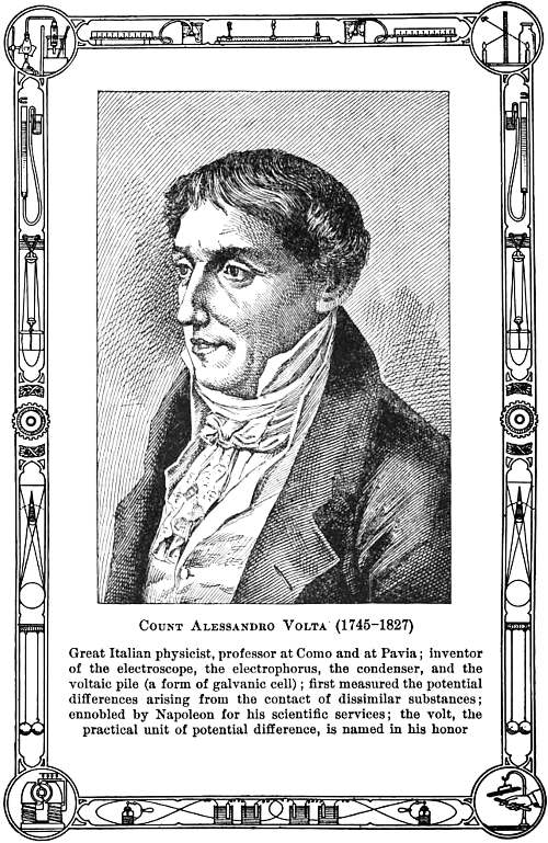 short biography count alessandro volta Inventions and contribution of albert einstein to electronics  albert einstein biography  read more on inventions and contribution of count alessandro volta.