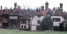 """""""The Wakes,"""" Gilbert White's home for most of his life"""