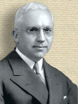 Photo of William E. Wickenden - head and shoulders